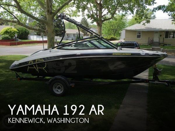2015 Yamaha 192 AR