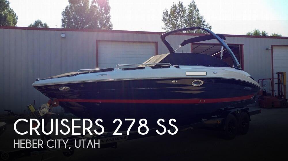 2014 Cruisers Yachts 278 SS