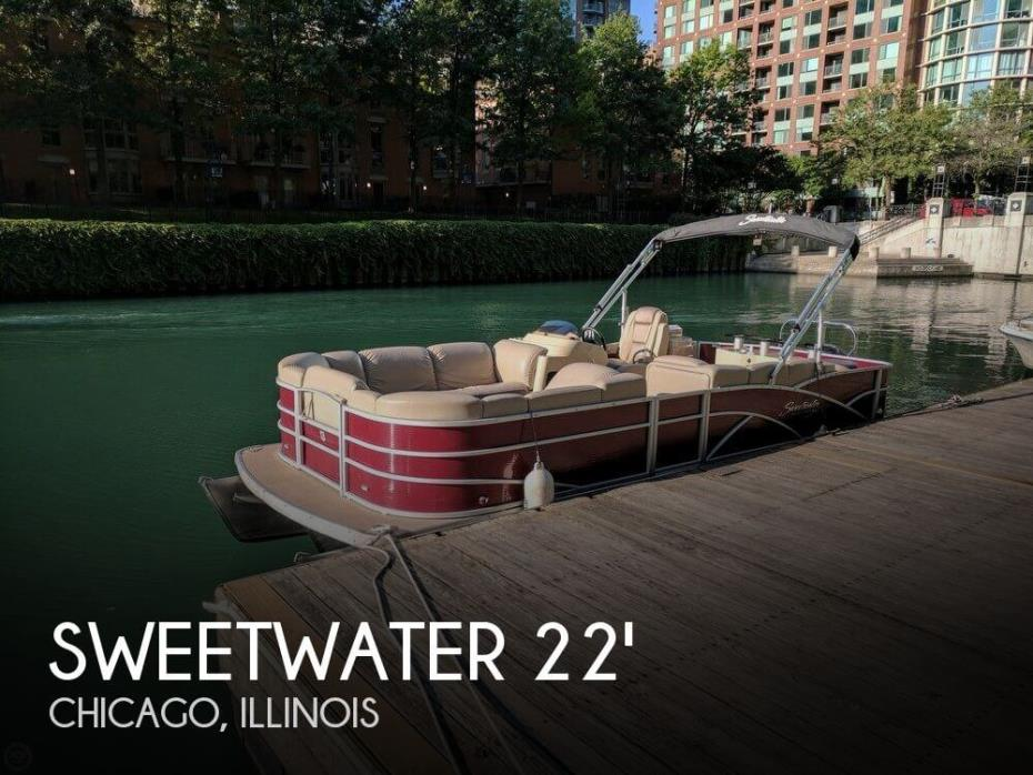 2016 Sweetwater SWPE 220 WB3