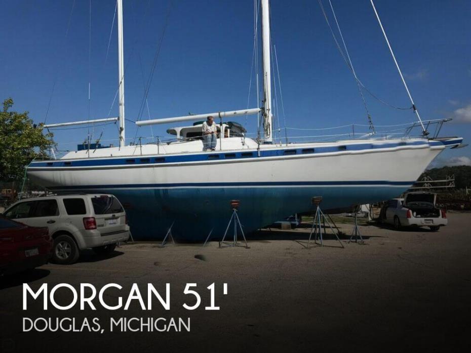 1974 Morgan Out Island 51