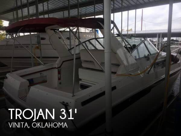 1987 Trojan 8.6 Meter Express