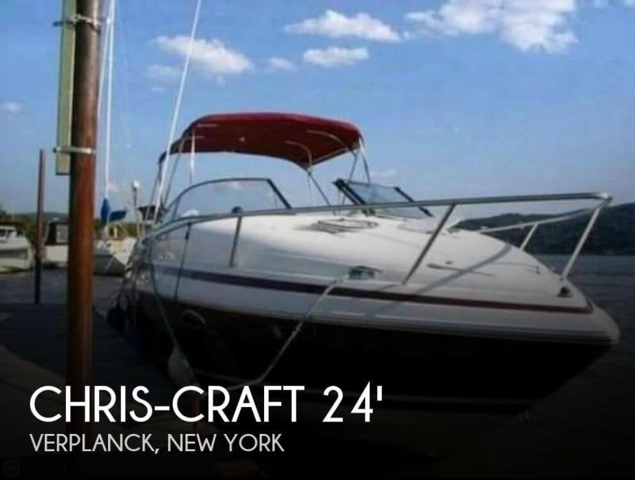 1999 Chris-Craft 240 Cuddy