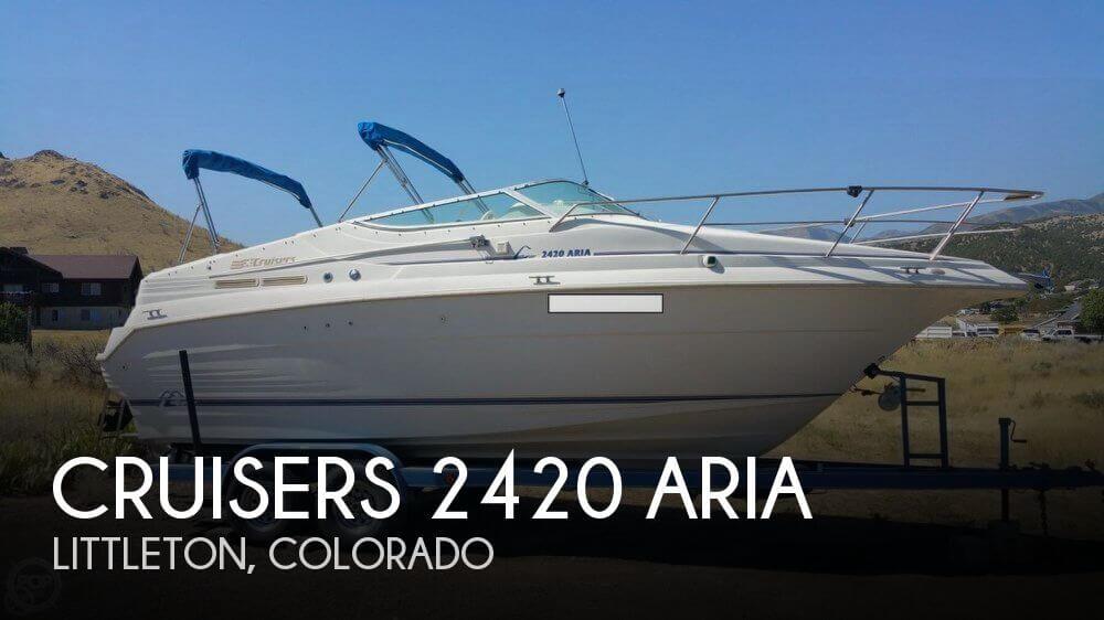 1996 Cruisers Yachts 2420 Aria