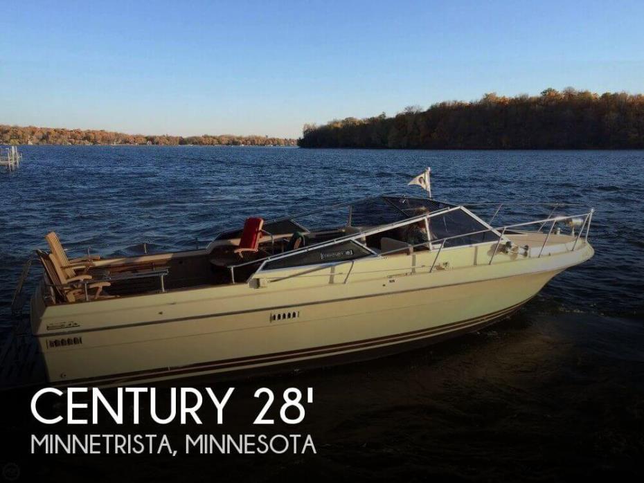 1977 Century Venturer 300