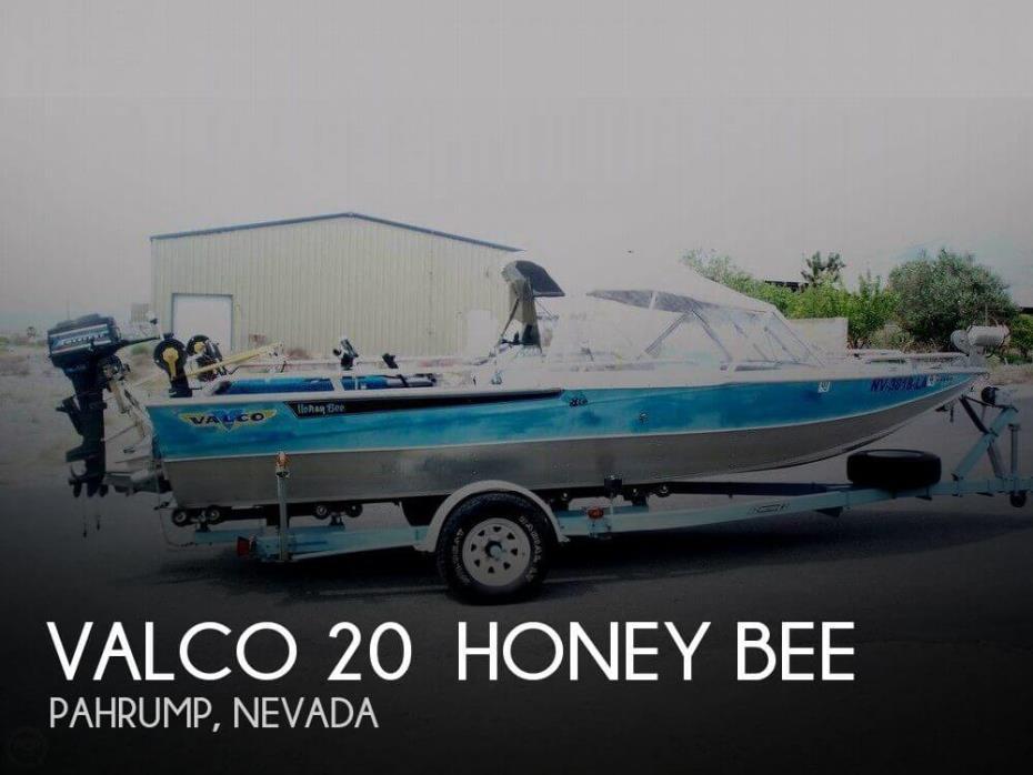 1978 Valco 20 Honey Bee