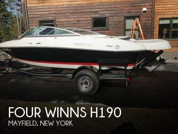 2011 Four Winns H190