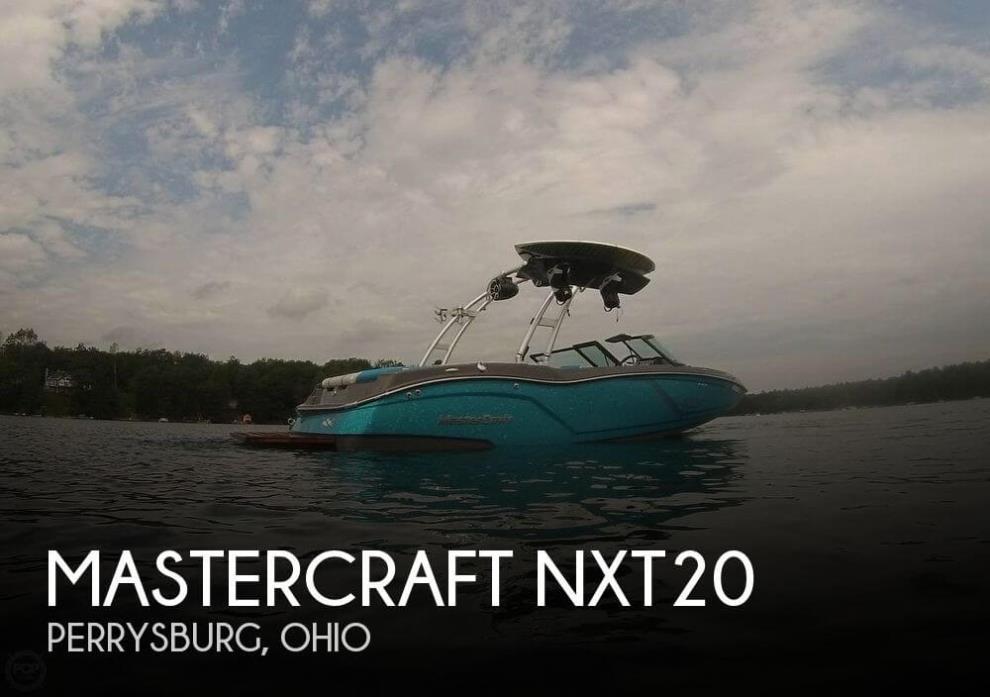 2015 Mastercraft NXT20