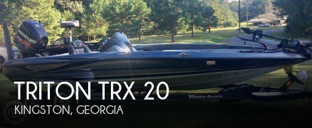 2015 Triton TRX 20