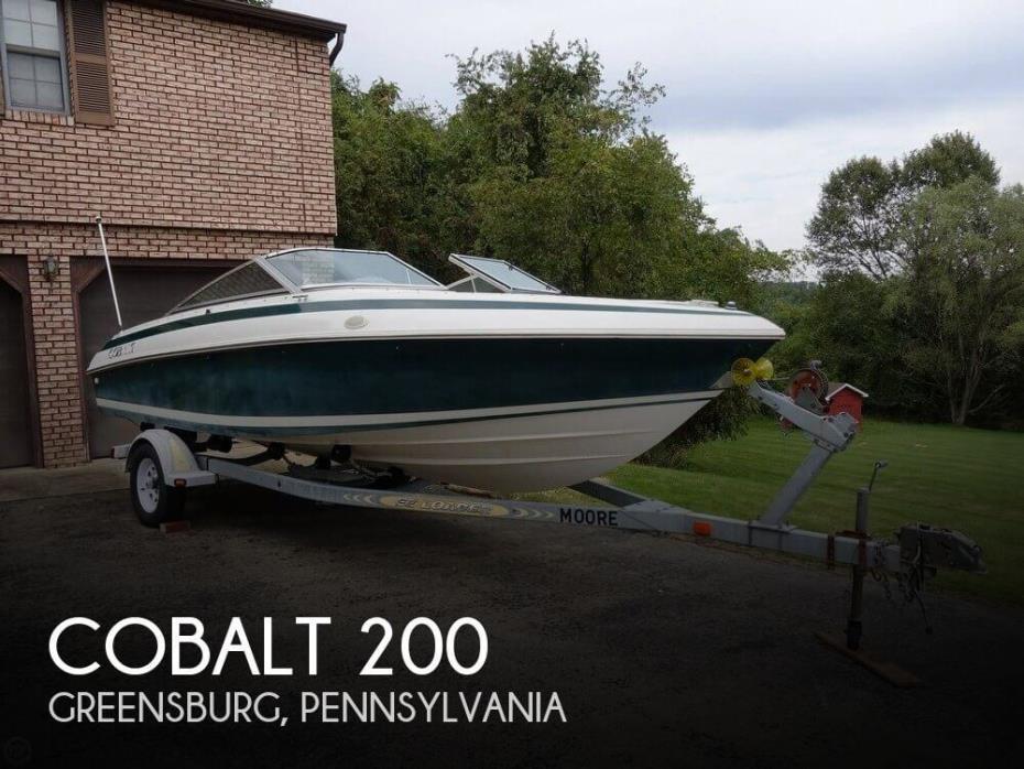 1995 Cobalt 200