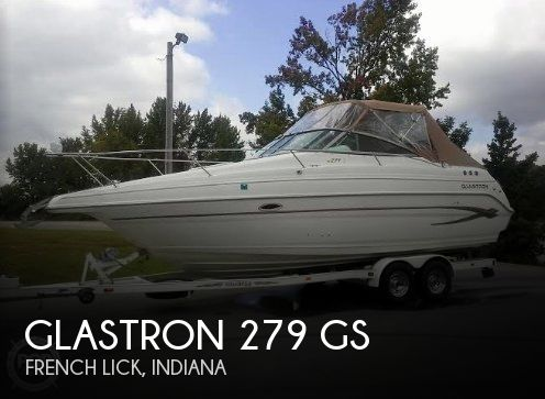 2003 Glastron 279 GS