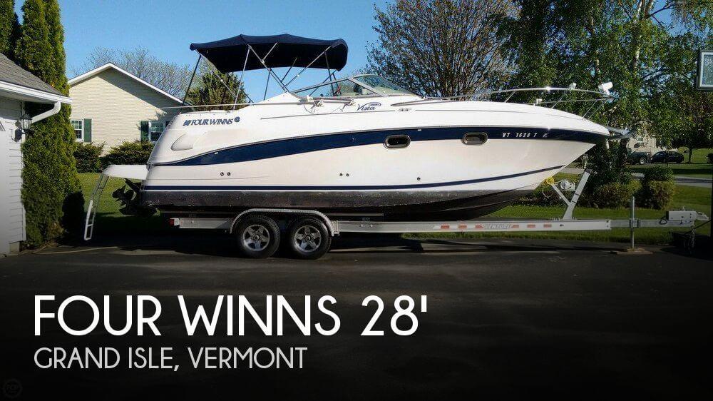 2005 Four Winns 268 Vista