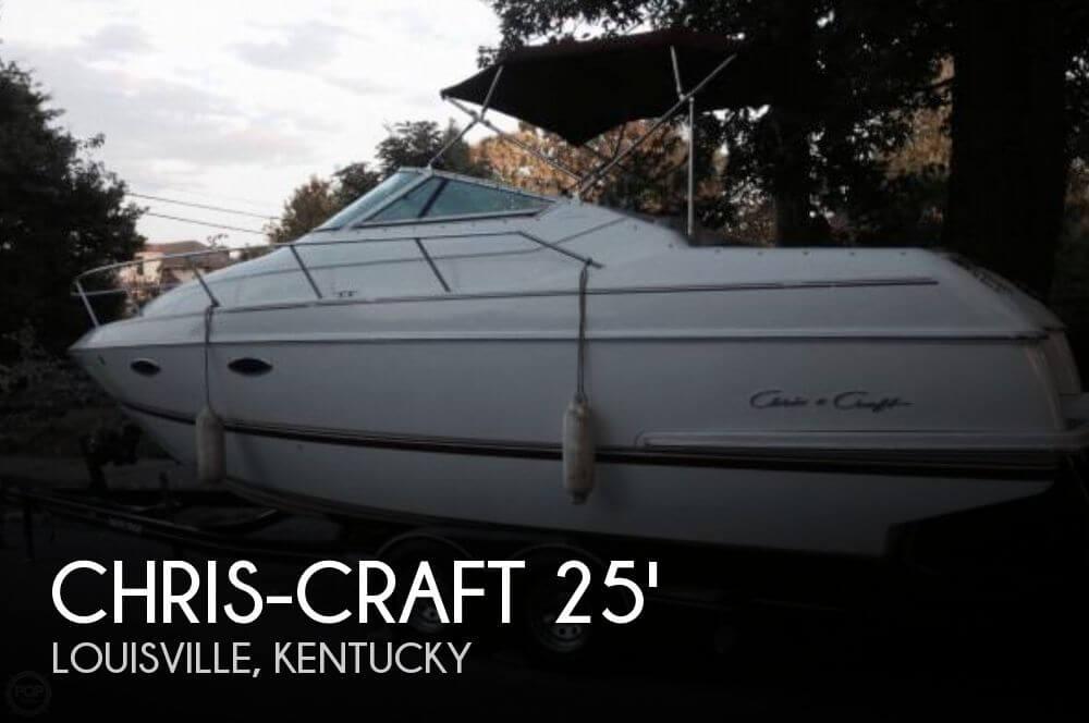 1991 Chris-Craft 252 Crowne