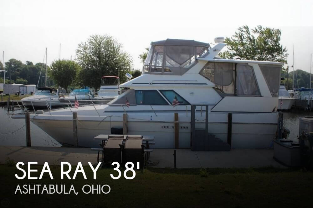1989 Sea Ray 380 Aft Cabin