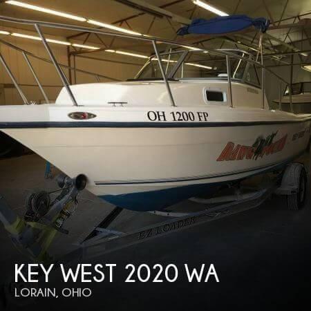 2004 Key West 2020 WA
