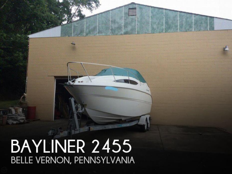 2000 Bayliner 2455