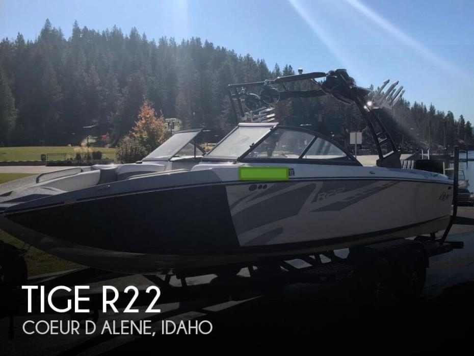 2016 Tige R22