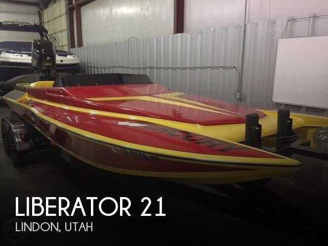 1989 Liberator 21