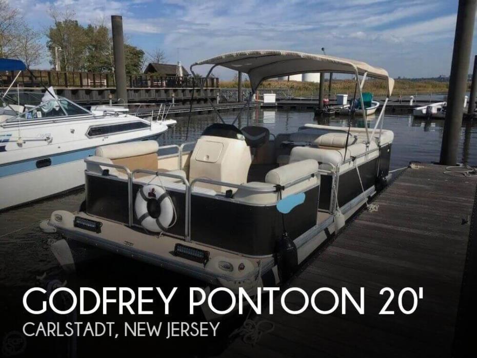 2004 Godfrey Pontoon Sweetwater 2019SC