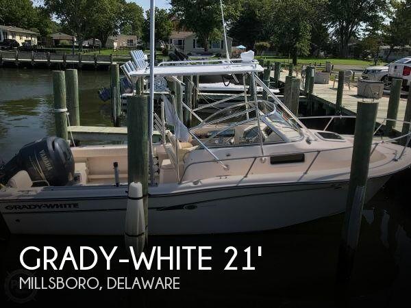 2009 Grady-White Adventure 208