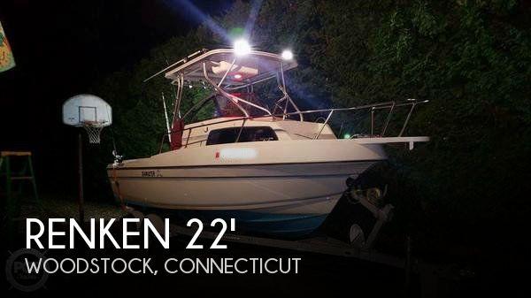 1992 Renken Seamaster 2288