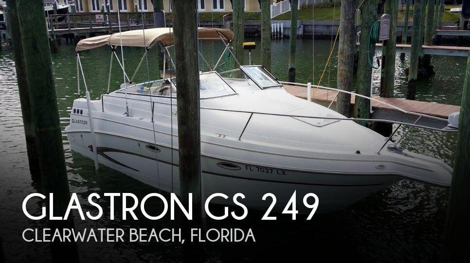 2002 Glastron GS 249
