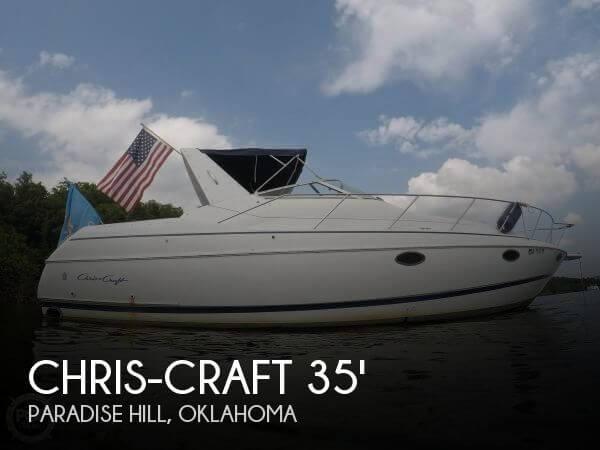 1993 Chris-Craft CROWNE 340