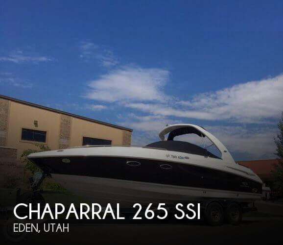 2005 Chaparral 265 SSi