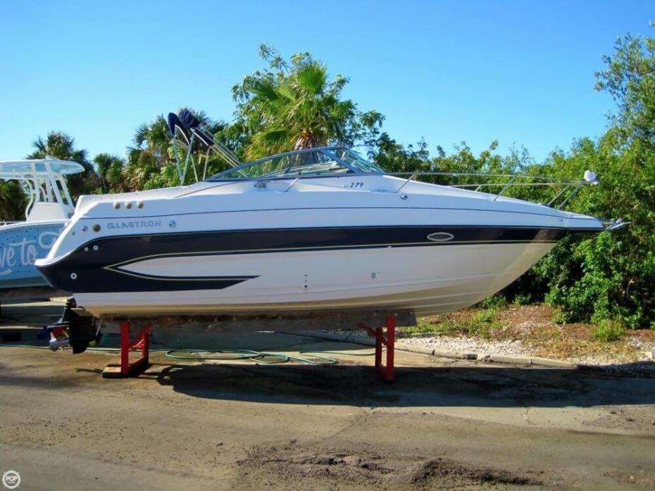 2007 Glastron GS 279
