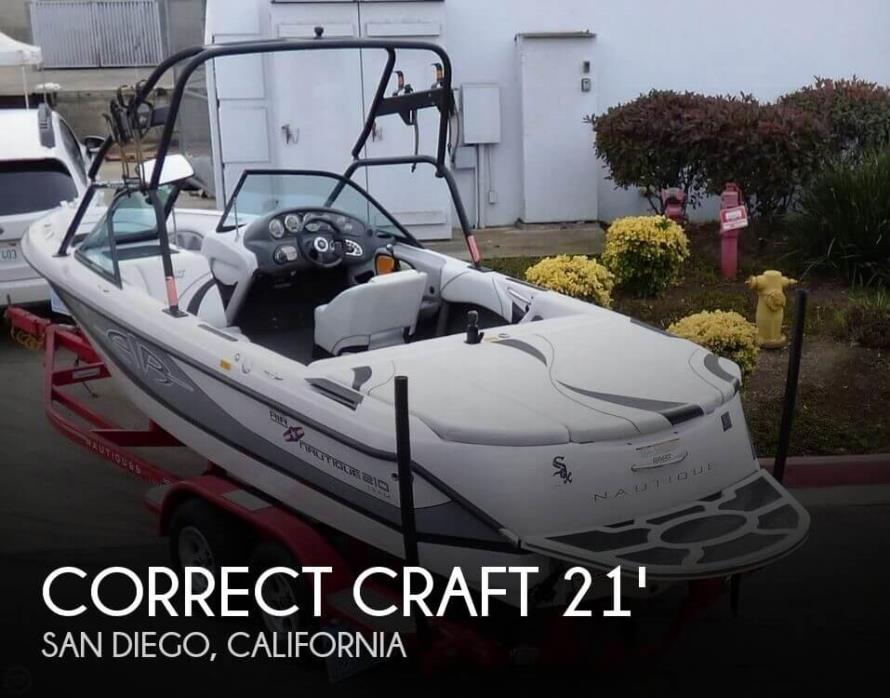Correct Craft  Team Edition For Sale