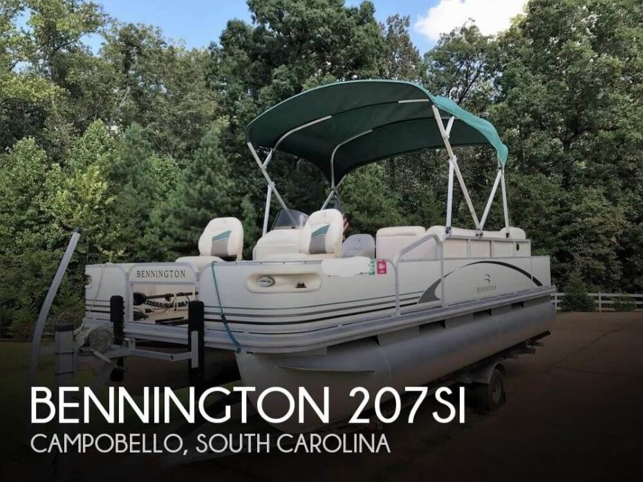 2004 Bennington 207SI