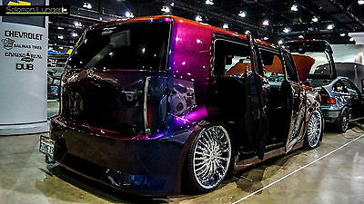 Scion : xB Base Wagon 4-Door 2008 scion xb custom sema show car award winning with many extras