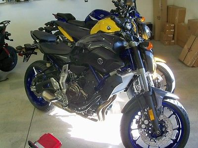 Yamaha fz 07 700 motorcycles for sale for Yamaha motorcycle warranty