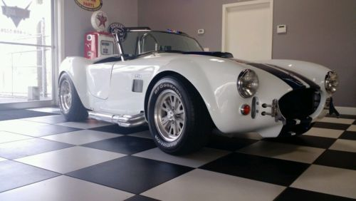Replica/Kit Makes : Shelby Cobra all 1967 shelby cobra factory 5 302 fuel injected trickflow everything