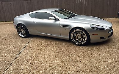 Aston Martin : DB9 Db9 Aston Martin DB9 2005 29k miles 15k custom wheels clean car fax dealer serviced