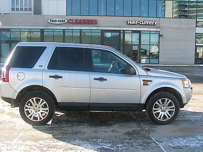 Land Rover : LR2 SE Sport Utility 4-Door No Reserve 2008 Land Rover LR2 SE Sport Utility 4-Door 3.2L Sliver/Gray AS IS