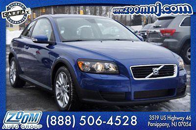 Volvo : C30 T5 41 k mi 1 owner adult owned 08 volvo c 30 hatchback 2 door auto finance warranty