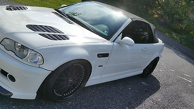 BMW : M3 convertible 2door 2002 bmw m 3 convertible