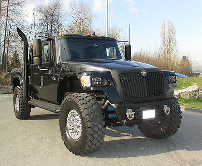 International Harvester : Other MXT LIMITED 2008 international mxt limited
