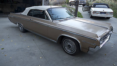 Oldsmobile : Eighty-Eight Dynamic 88 1964 oldsmobile dynamic 88 convertible all original lots of parts