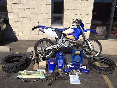 Yamaha : WR 2003 yamaha wr 450 f street legal enduro supermoto dirt bike
