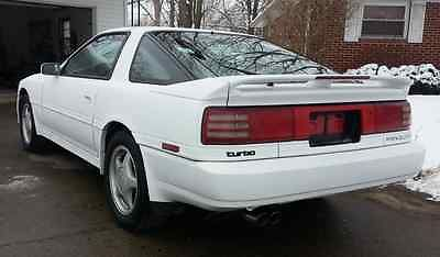 Toyota : Supra Turbo Hatchback 2-Door 1991 toyota supra turbo hatchback 2 door 3.0 l factory radar detector rare