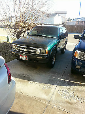 24+ 1996 Chevy Blazer For Sale