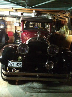 Cadillac : Other 2 door Coupe Collector 1925 Cadillac Opera Coupe