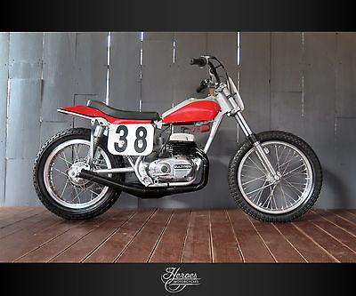 Bultaco : Astro 106 1973 bultaco astro 106