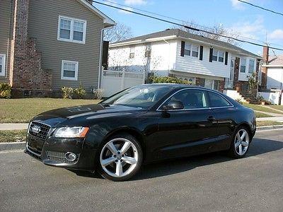 Audi : A5 V6 Quattro 3.2 l v 6 quattro automatic extra clean just 81 k mls runs great ez fix save