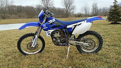Yamaha : WR 2005 yamaha wr 250 f enduro dirt bike wr 250 f