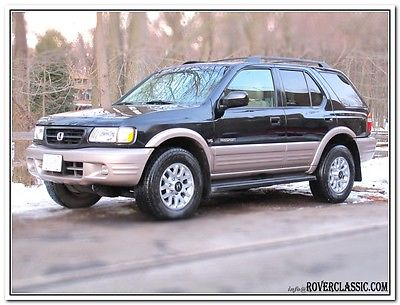 Honda : Passport LE 2001 honda passport 4 x 4 very clean ready to go