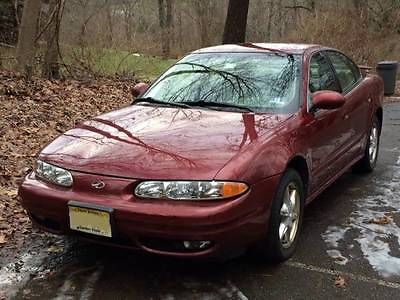 Oldsmobile : Alero GLS Sedan 4-Door 2000 oldsmobile alero gls sedan 4 door 3.4 l
