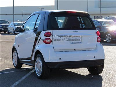 Other Makes : fortwo 2dr Coupe Pure 2 dr coupe pure new automatic gasoline 1.0 l 3 cyl crystal white