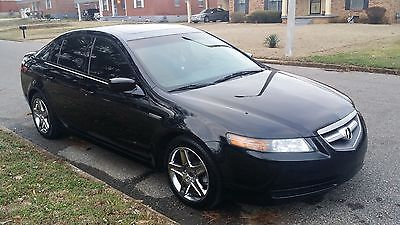 Acura : TL TL 2004 acura tl extremely clean only 88 100 miles